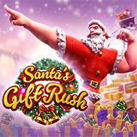 산타 기프트 러쉬