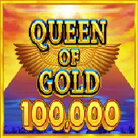 퀸 오브 골드 100,000